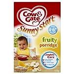 Cow & Gate Sunny Start Fruity Porridg...