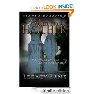 Legacy Lane (Book One in the Hart's Crossing series)