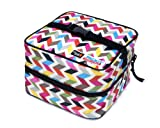 PackIt Freezable Salad Cooler Bag with Zip Closure, Ziggy
