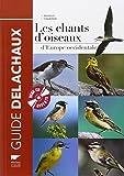 Les chants d'oiseaux d'Europe occidentale (2CD audio)