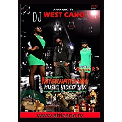 Africano TV presents International Music Video Mix DVD