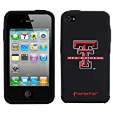 NCAA Texas Tech Red Raiders Mascotz Cover for iPhone 4