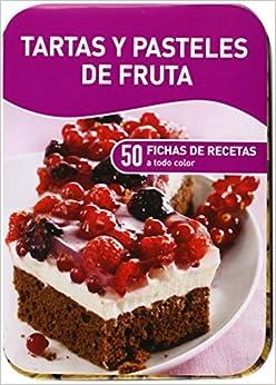 TARTAS Y PASTELES DE FRUTA (CAJAS DE RECETAS) (NUEVA ED.): NAUMANN