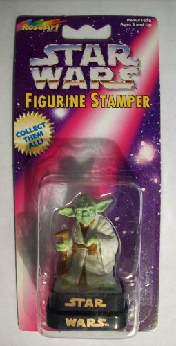 Yoda Star Wars Figurine Stamper - 1