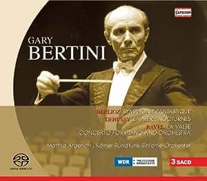 Gary Bertini Conducts Symphoni