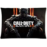 Call Of Duty Black Ops Iii Pillowcases Custom Pillow Case Cushion Cover 20 X 30 Inch Two Sides