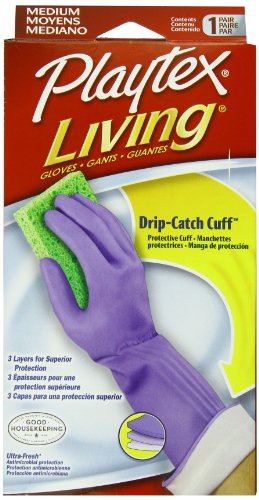 Playtex Living Gloves -(Colors May Vary) front-936674