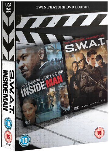 S.W.A.T/Inside Man [Import anglais]
