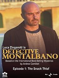 Detective Montalbano: Episode 1 - The Snack Thief