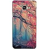 PrintVisa Designer Back Case Cover For Samsung Galaxy On Max (Natural Forest Pic) - B074DLGWV8