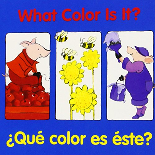 What Color Is It? / ¿Qué color es éste? (Good Beginnings) (Spanish Edition) (Good Beginnings compare prices)