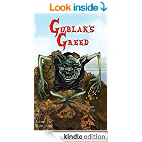 Gublak's Greed (The Oswain Tales Book 2)