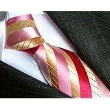 Lorenzo Cana - Markenkrawatten - Krawatte aus Seide - handgefertigt 84129