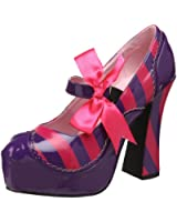 Funtasma by Pleaser Women's Kitty-32/PURHP Pump