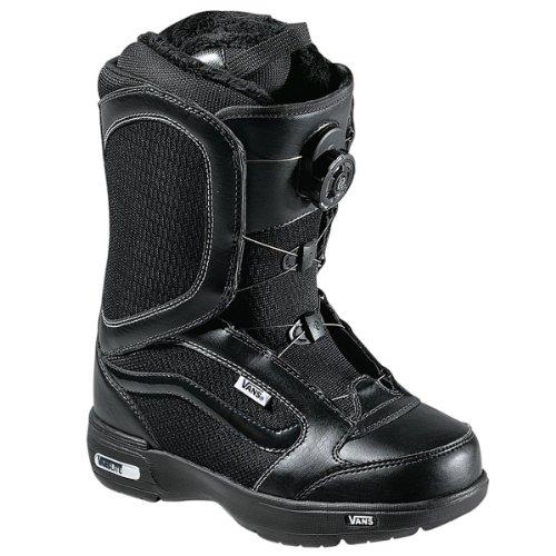 Vans Encore Womens Snowboard Boots 7.0 Black