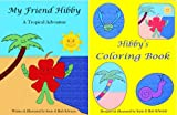 My Friend Hibby Picture and Coloring Book Set