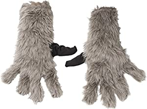 Guardians of the Galaxy - Kids Rocket Raccoon Gloves - Standard One-Size from Rubies Costumes