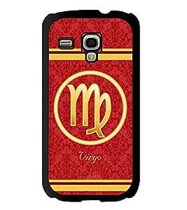 Printvisa 2D Printed Sunsign Virgo Designer back case cover for Samsung S3 I8190 Mini - D4394
