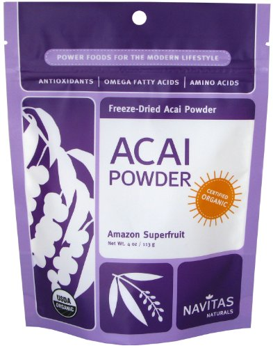 Navitas Naturals Organic Freeze Dried Acai Powder
