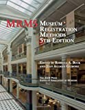 img - for Museum Registration Methods 5th Edition book / textbook / text book