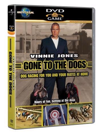 Interactive Vinnie Jones Gone To The Dogs   [DVD]