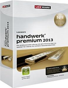 Lexware Handwerk Premium 2013 (Version 13.00)