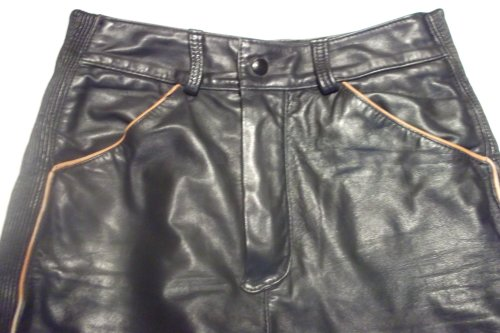 Leather Pants / Skirts, Sizes 8 & 10