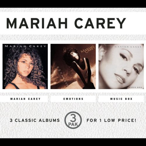 Mariah Carey - Mariah Carey/Emotions/Music Box - Zortam Music