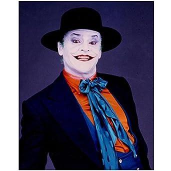 Jack Nicholson 8 x 10 Photo Batman as The Joker Smiling