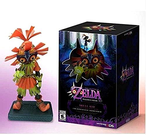 The Legend of Zelda action figure Zelda Majora's Mask Limited Edition (Legend Zelda Figure compare prices)