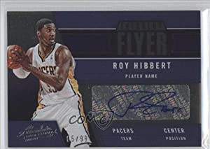 Roy Hibbert 99 #5 99 Indiana Pacers (Basketball Card) 2012-13 Absolute Frequent Flyer... by Absolute