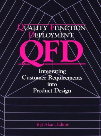 Quality Function Deployment (C): Integrating Customer Requirements Into Product Design
