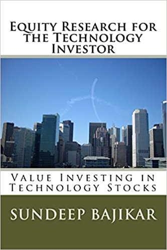 Equity Research for the Technology Investor - Value Investing in Technology Stocks