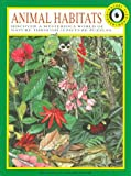 img - for Animal Habitats (Nature's Hidden Worlds) book / textbook / text book