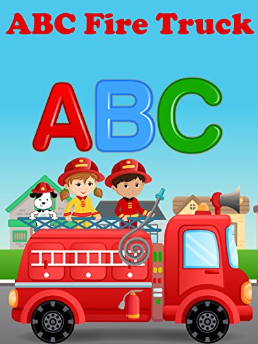 ABC Fire Truck Video For Kids