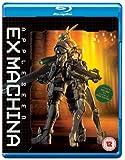 Appleseed: Ex Machina [Blu-ray] [Region Free]