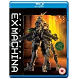 Appleseed: Ex Machina [Blu-ray] [Region Free]by Shinji Aramaki