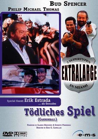 Extralarge 05 - Tödliches Spiel