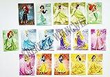 Disney Princesses Set of 16 Postcard - 4x6inches.#2