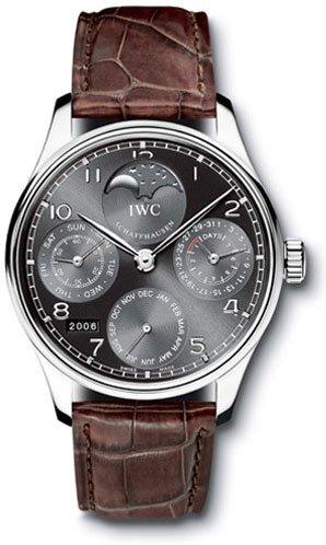 IWC Men's IW502218 Portuguese Perpetual Calendar Watch