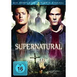 51CBDiPvaoL. SL500 AA300  [Amazon] Supernatural   Staffeln 1 4 auf DVD je nur 9,99€