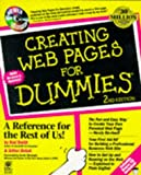 Creating Web Pages for Dummies, 2nd Edition (0764501143) by Bud Smith