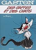Gaston hors-série - tome 1 - Des gaffes et des chats