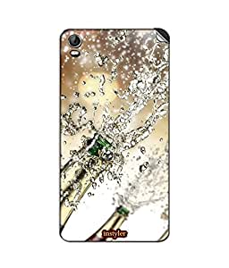 instyler MOBILE STICKER FOR MICROMAX CANVAS FIRE 2A104