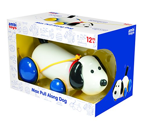 Ambi Toys Max Pull Along Toy