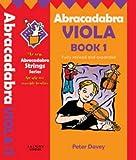 img - for Abracadabra Viola Book 1 (Abracadabra Strings) (Bk. 1) book / textbook / text book