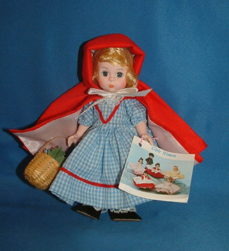 Madame Alexander Red Riding Hood, 482 (Madame Red compare prices)