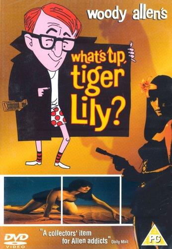 В чем дело, тигрица Лили? или Первое безумство Вуди Аллена