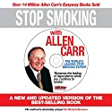 Stop Smoking with Allen Carr: Plus a Unique 70 Minute Seminar Delivered by the Author (       UNABRIDGED) by Allen Carr Narrated by Richard Mitchley