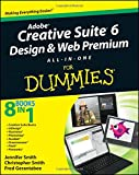 img - for Adobe Creative Suite 6 Design and Web Premium All-in-One For Dummies book / textbook / text book